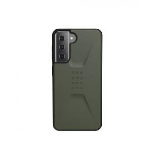 Гръб Urban Armor Gear Civilian - Samsung Galaxy S21 Olive