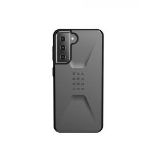 Гръб Urban Armor Gear Civilian - Samsung Galaxy S21 Silver