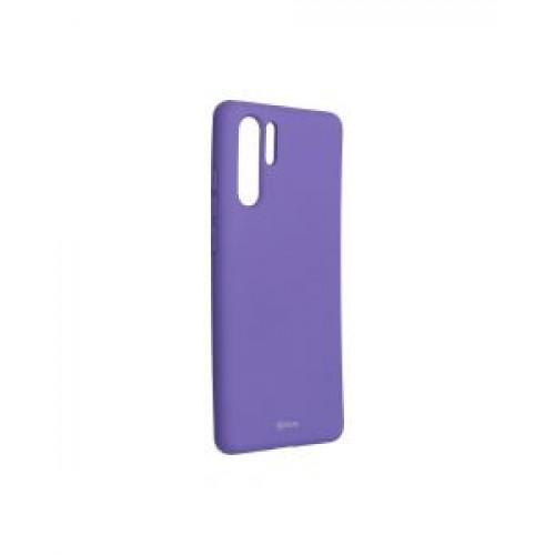 Гръб Roar Colorful Jelly - Huawei P30 Pro Purple