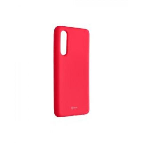 Гръб Roar Colorful Jelly - Huawei P30 Pink