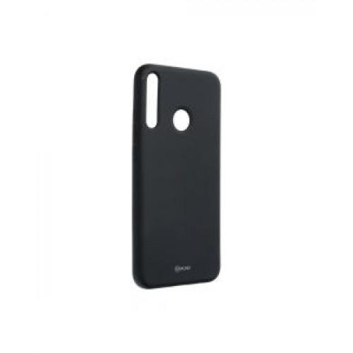 Гръб Roar Colorful Jelly - Huawei P40 Lite E Black