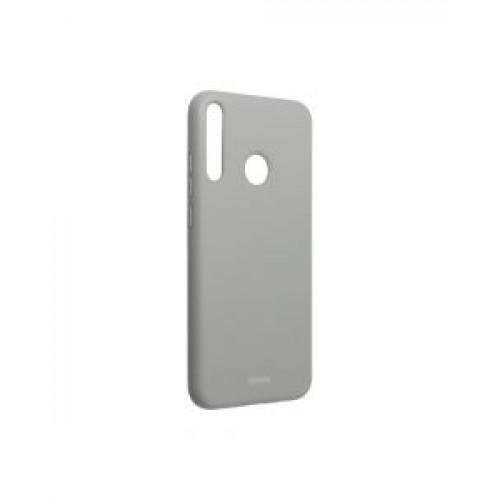 Гръб Roar Colorful Jelly - Huawei P40 Lite E Grey