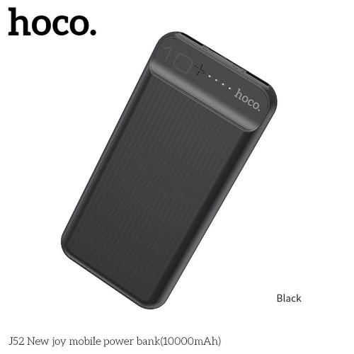 Преносима батерия HOCO 10 000mAh J52 - LG K51S черен