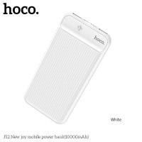 Преносима батерия HOCO 10 000mAh J52 - Samsung Galaxy S21 бял