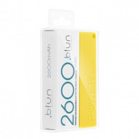 Преносима Батерия Power Bank PERFUME - 2600 MAh Blun - Samsung Galaxy S21 Ultra