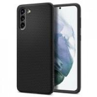 Гръб SPIGEN Liquid Air - Samsung Galaxy S21 Black
