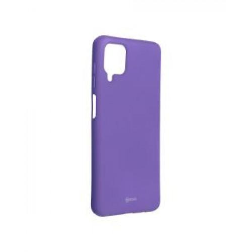 Гръб Roar Colorful Jelly - Samsung Galaxy A12 Purple