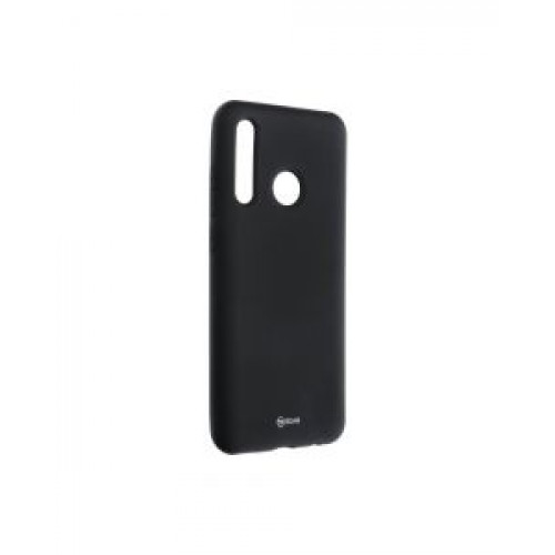 Гръб Roar Colorful Jelly - Huawei P Smart Plus Black
