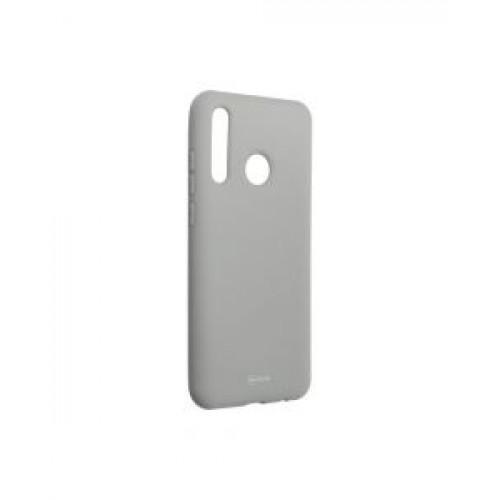 Гръб Roar Colorful Jelly - Huawei P Smart Plus Grey