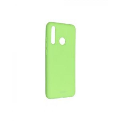 Гръб Roar Colorful Jelly - Huawei P Smart Plus Lime