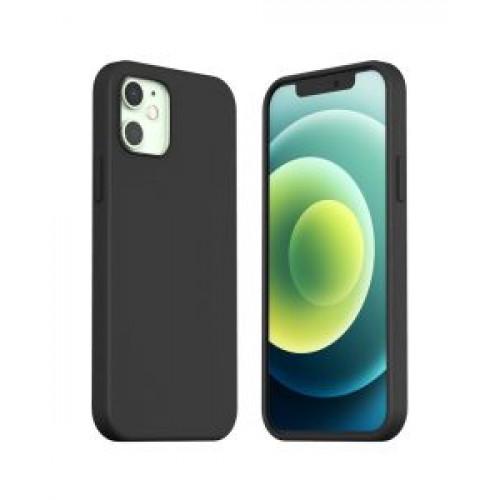 Гръб ARAREE Typoskin - Apple iPhone 12 mini Black