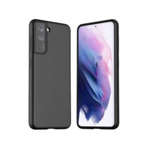 Гръб ARAREE Typoskin - Samsung Galaxy S21 Ultra Black