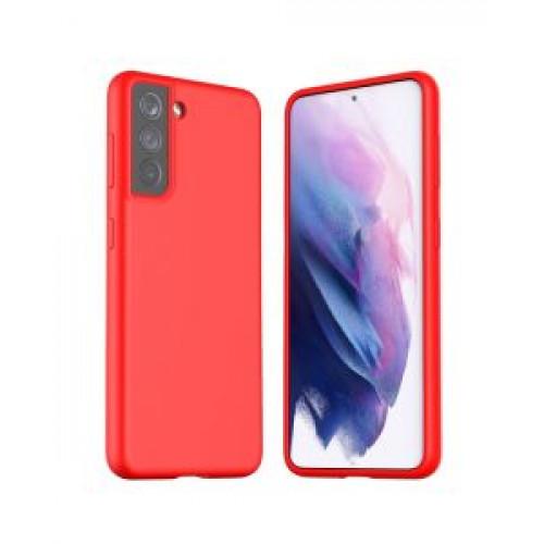Гръб ARAREE Typoskin - Samsung Galaxy S21 Red