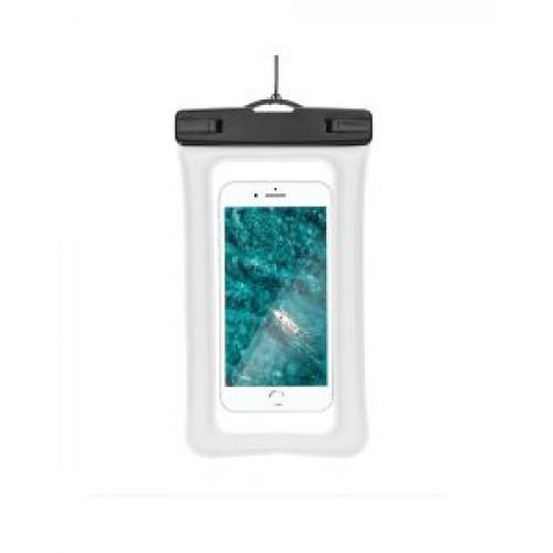 Водоустойчив калъф - Motorola Moto G8 Power Lite White