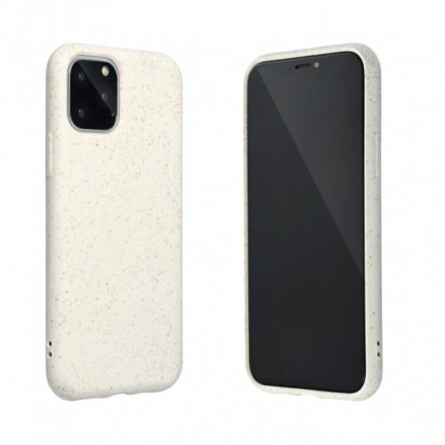 Биоразградим Гръб Forcell BIO Zero Waste Case За Samsung Galaxy S21 Ultra White
