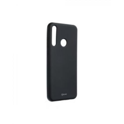 Гръб Roar Colorful Jelly -  Huawei Y6P Black