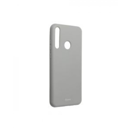 Гръб Roar Colorful Jelly -  Huawei Y6P Grey