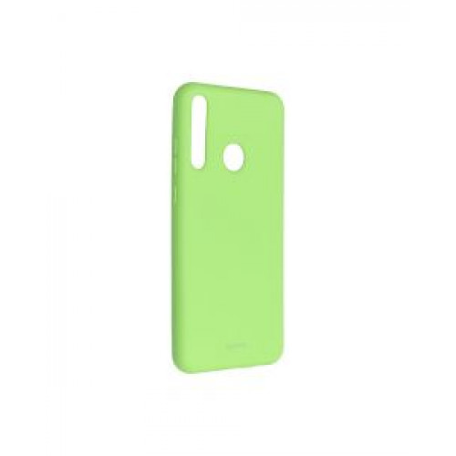 Гръб Roar Colorful Jelly -  Huawei Y6P Lime