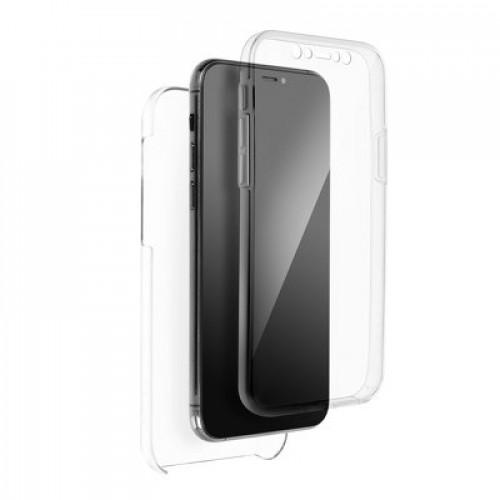 360 Full Cover case PC + TPU - Samsung Galaxy A02s