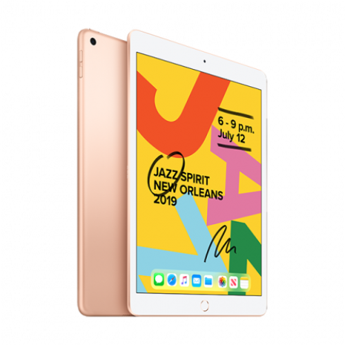 Apple iPad 2019 10.2 LTE 32GB Gold