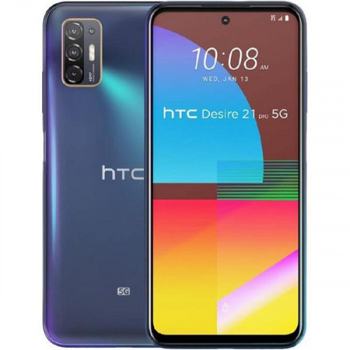 HTC Desire 21 Pro 5G Dual Sim 128GB Blue