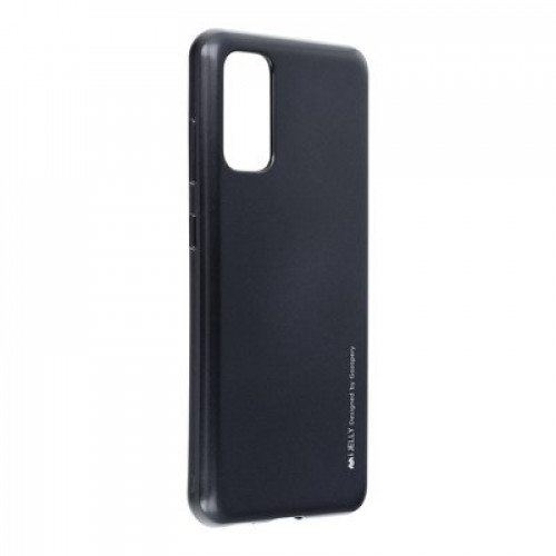 Гръб i-Jelly Case - Samsung Galaxy S20 черен