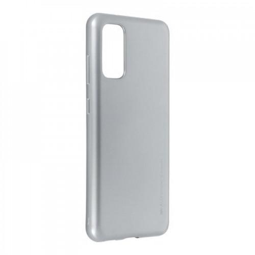 Гръб i-Jelly Case - Samsung Galaxy S20 Plus сив