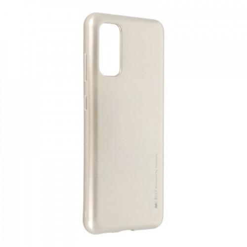 Гръб i-Jelly Case - Samsung Galaxy S20 Ultra златен