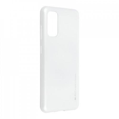 Гръб i-Jelly Case - Samsung Galaxy S20 Ultra сребърен