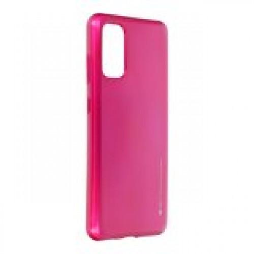 Гръб i-Jelly Case - Samsung Galaxy S20 Ultra розов