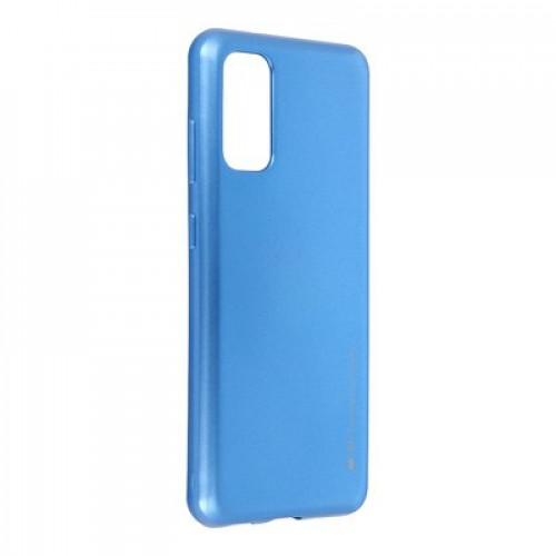 Гръб i-Jelly Case - Samsung Galaxy S20 Ultra син