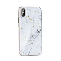Гръб Forcell Marble - Samsung Galaxy A21S мрамор