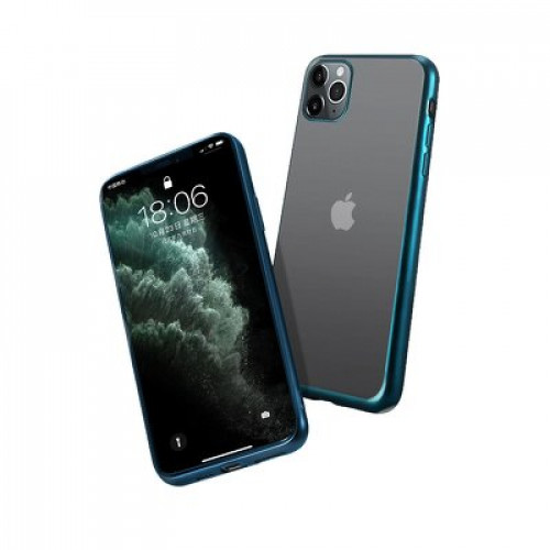 Гръб Forcell NEW ELECTRO MATT Case - Apple iPhone 11 Pro зелен