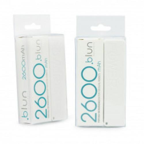 Преносима батерия PERFUME - 2600 mAh Blun