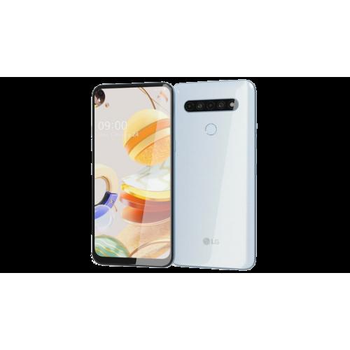 LG K61 128GB Dual White