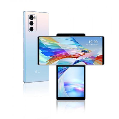 LG WING Dual Sim 128GB Blue