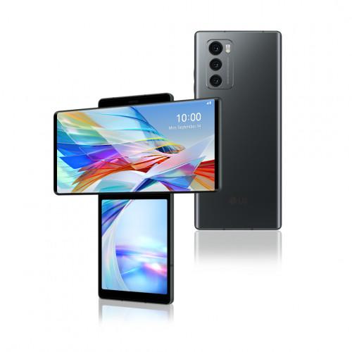 LG WING Dual Sim 128GB Grey