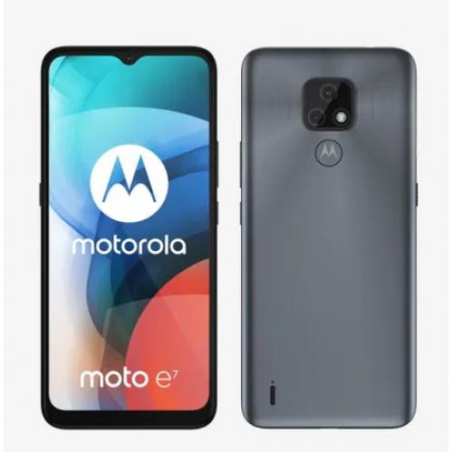 Motorola XT2095-2 Moto E7 Dual Sim 2GB RAM 32GB Grey