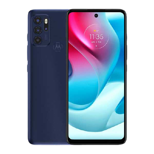 Motorola Moto G60s 128GB 4GB RAM Dual Blue