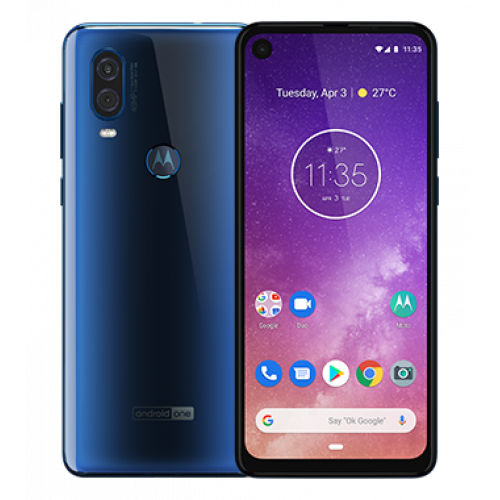 Motorola One Vision 128GB Dual XT1970-3 Blue
