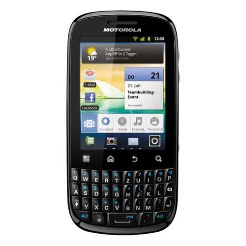 Motorola Fire XT311 Black