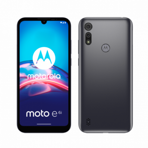 Motorola Moto E6i 32GB 2GB RAM Dual Grey