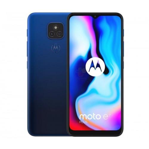 Motorola Moto E7 Plus 64GB Dual Blue