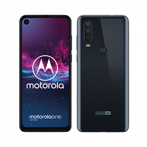 Motorola One Action 128GB Dual XT2013-2 Blue