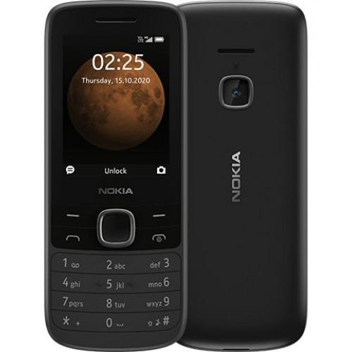 Nokia 225 4G Dual Black
