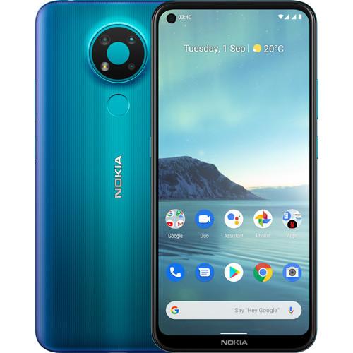 Nokia 3.4 32GB 3GB RAM Dual Blue