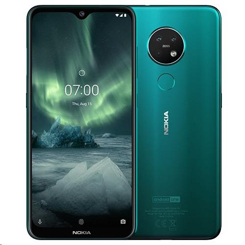 Nokia 7.2 128GB 6GB RAM Dual Green