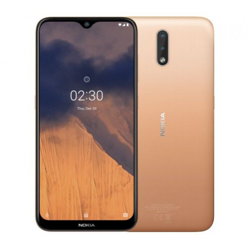 Nokia 2.3 32GB Dual Charcoal