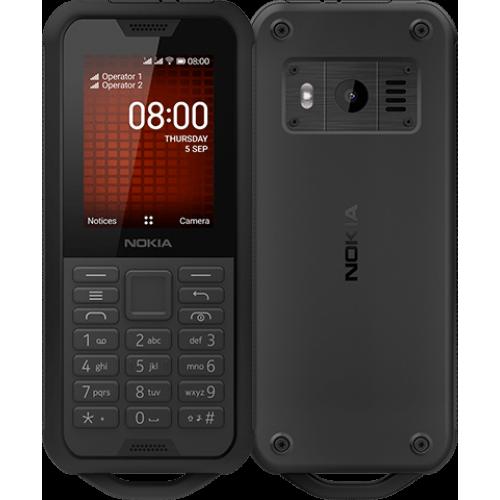 Nokia 800 Tough Dual 4G Black