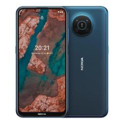Nokia X20 5G 128GB 6GB RAM Dual Nordic Blue